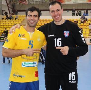 پیروزی تیم کالاراش در لیگ هندبال رومانی