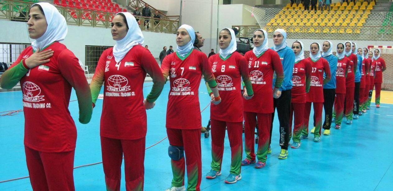 Image result for حضور دو نماینده بانوان ایران در باشگاههای آسیا